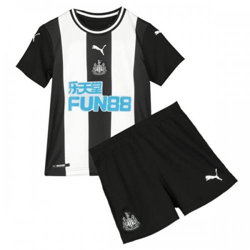 Newcastle United Home Kids Football Kit 19/20