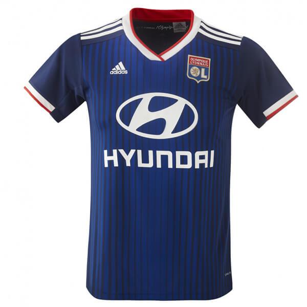 e733cd34057 Olympique Lyon Away Football Shirt 19/20 - SoccerLord