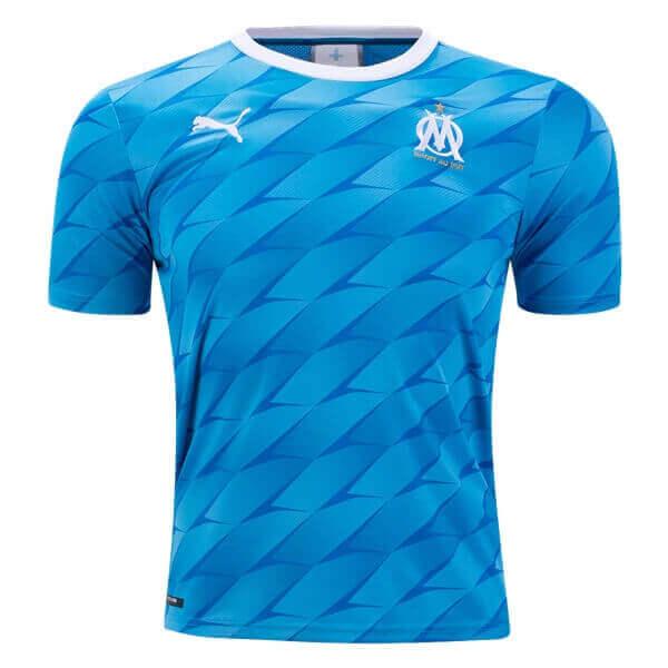 new style 65cf2 9b3f3 Olympique Marseille Away Football Shirt 19/20