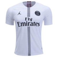 PSG 3rd Jordan Football Shirt 1819 - White