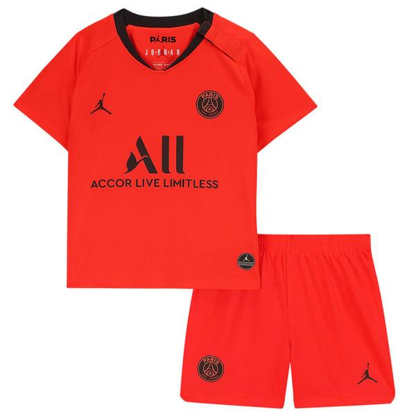 best cheap 385cd 2225e PSG Jordan Away Kids Football Kit 19/20
