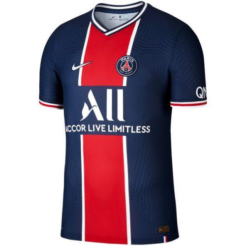 PSG Home Player Version Football Shirt 2021