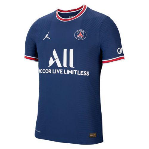 PSG Home Player Version Football Shirt 21 22