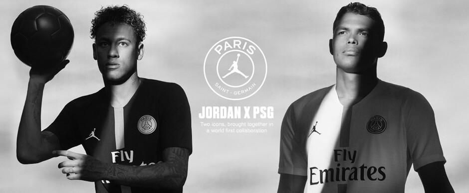 PSG Jordan Slider