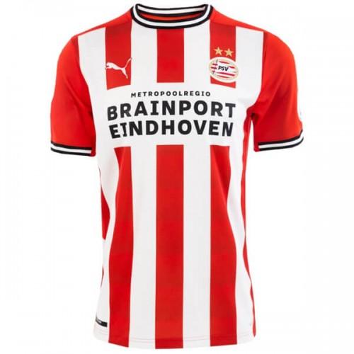 PSV Eindhoven Home Football Shirt 20 21