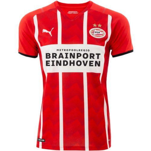 PSV Eindhoven Home Football Shirt 21 22
