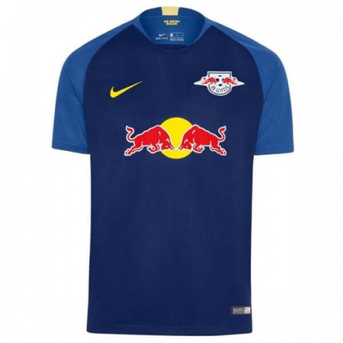 Red Bull Leipzig Away Football Shirt 18 19