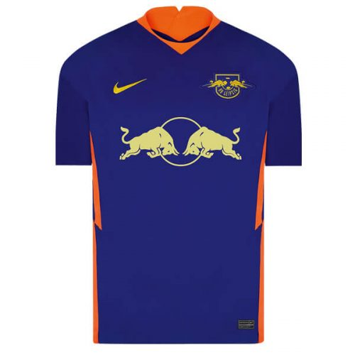 RB Leipzig Away Football Shirt 2021