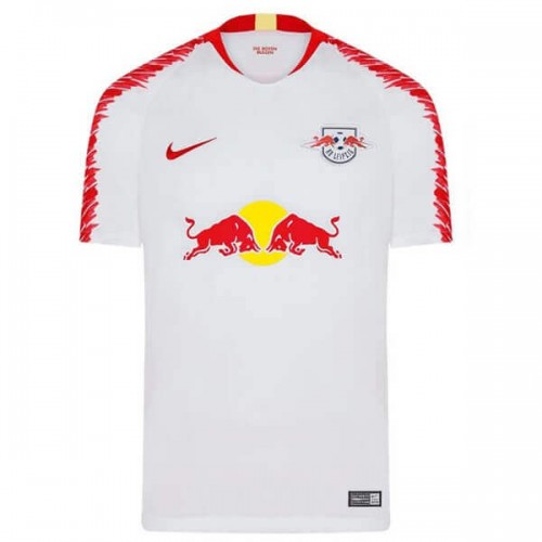 Red Bull Leipzig Home Football Shirt 18 19
