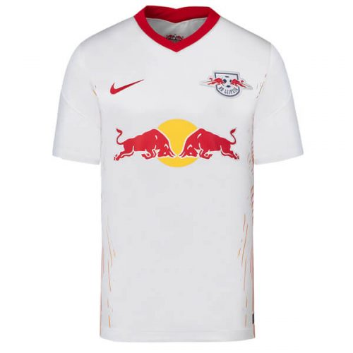 RB Leipzig Home Football Shirt 2021