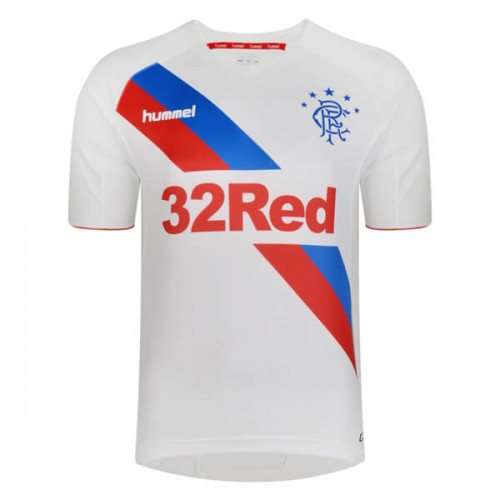 Rangers Away Football Shirt 1819