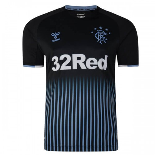 Rangers Away Football Shirt 19 20