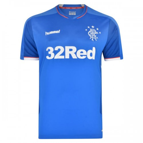Rangers Home Football Shirt 1819