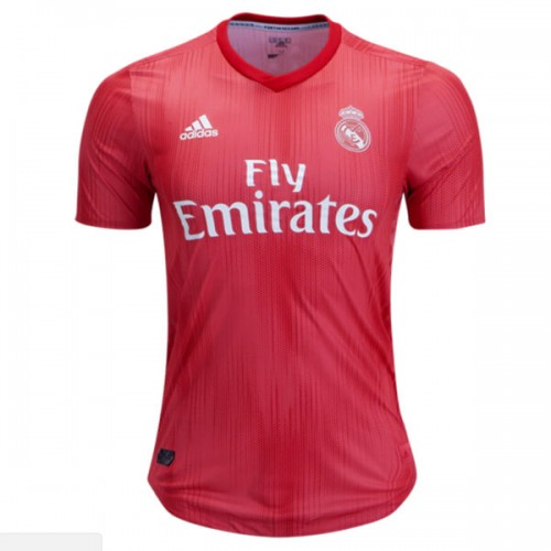 Real Madrid 3rd Football Shirt 18 19 - Player Version