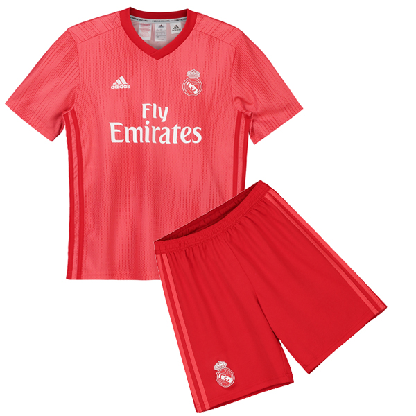 b34708bca Real Madrid 3rd Kids Football Kit 18 19 - SoccerLord