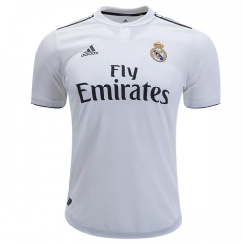 Real Madrid Home Football Shirt 18 19 - Player Version