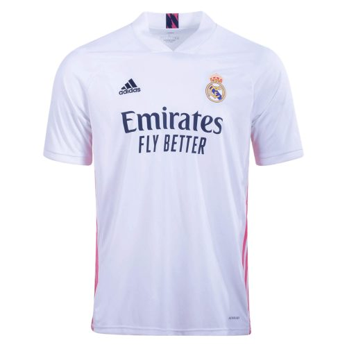 Real Madrid Home Football Shirt 20 21 - Player Version