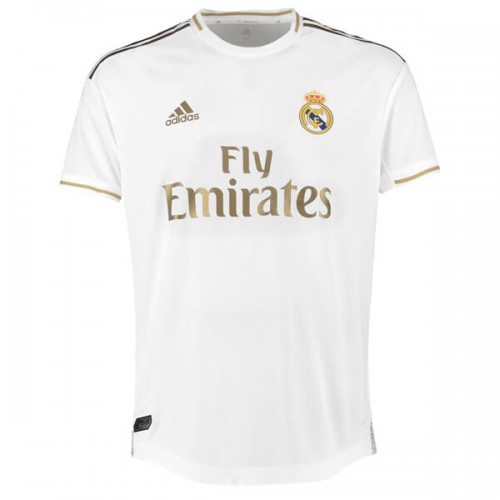 Real Madrid Home Player Version Football Shirt 19 20
