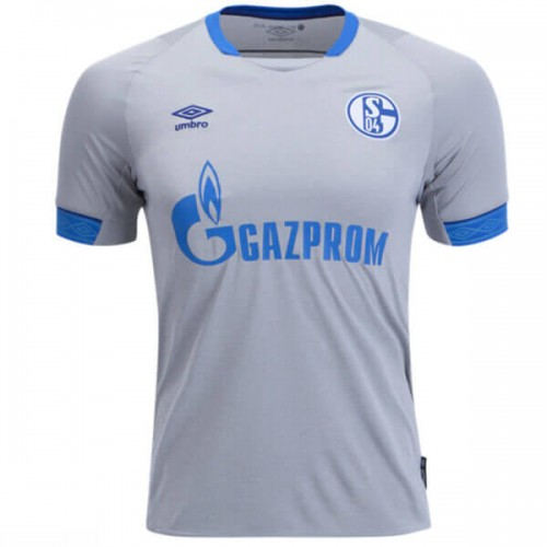 Schalke 04 Away Football Shirt 18 19