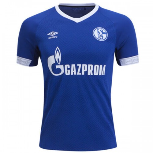 Schalke 04 Home Football Shirt 18 19