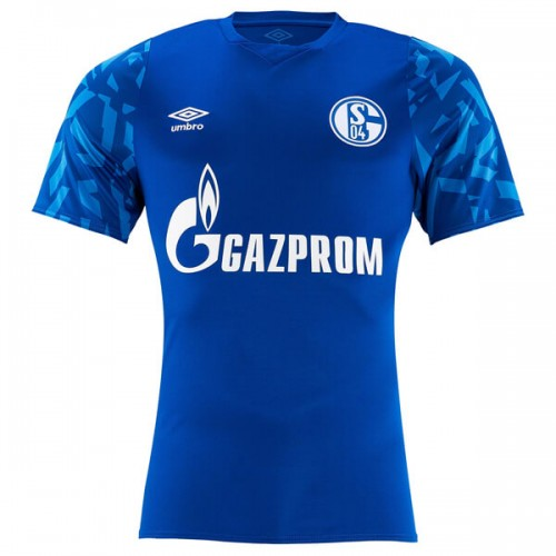 Schalke 04 Home Football Shirt 19 20