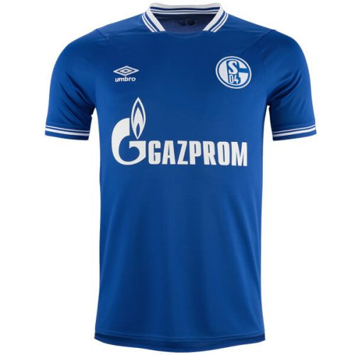 Schalke 04 Home Football Shirt 20 21