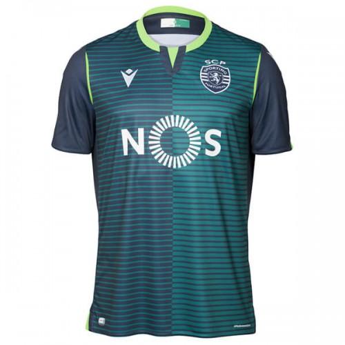 Sporting Clube de Portugal Away Football Shirt 1920