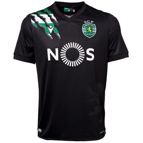 Sporting Lisbon Away Soccer Jersey 2021