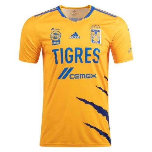 Tigres Home Soccer Jersey 21 22