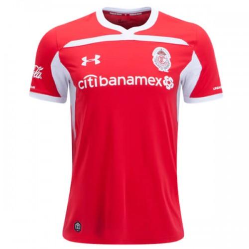Torluca Home Soccer Jersey 18 19