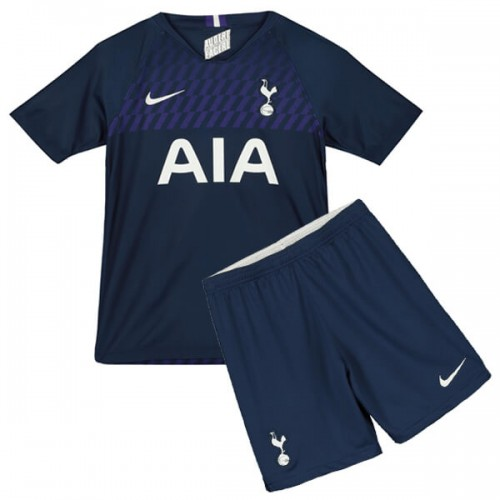 Tottenham Hotspur Away Kids Football Kit 19 20