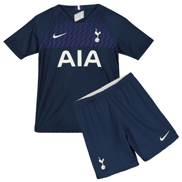 more photos de503 b8e9f Tottenham Hotspur Away Kids Football Kit 19/20
