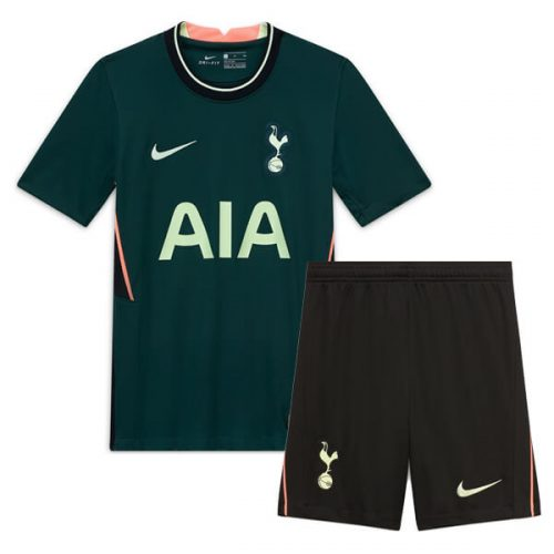 Tottenham Hotspur Away Kids Football Kit 20 21