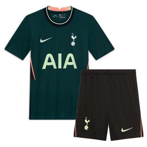 Tottenham Hotspur Away Kids Football Kit 20 21