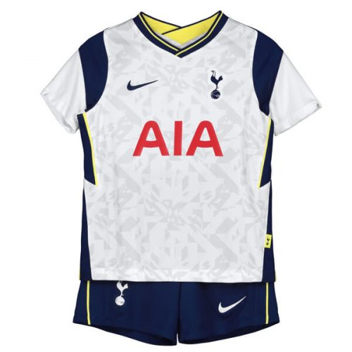 Tottenham Hotspur Home Kids Football Kit 20 21