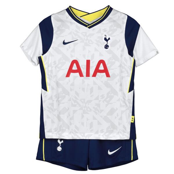 Tottenham Hotspur Home Kids Football Kit 20 21 Soccerlord