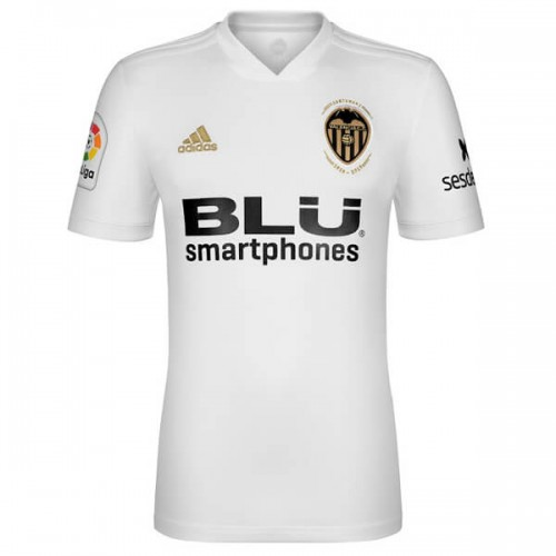 Valencia Home Football Shirt 18 19