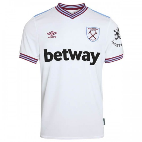 West Ham Away Football Shirt 1920