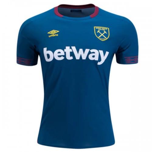 West Ham United Away Football Shirt 1819