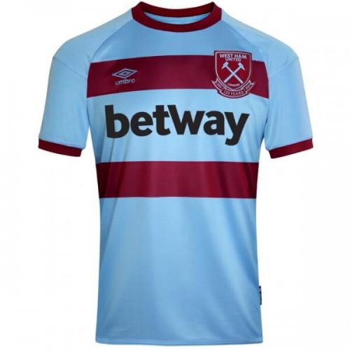 West Ham United Away Football Shirt 2021