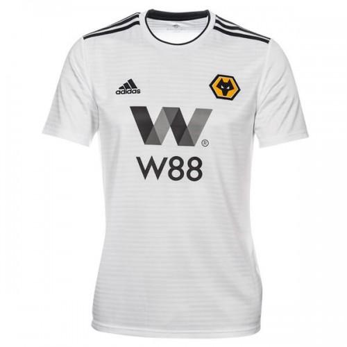 Wolverhampton Wanderers Away Football Shirt 18 19