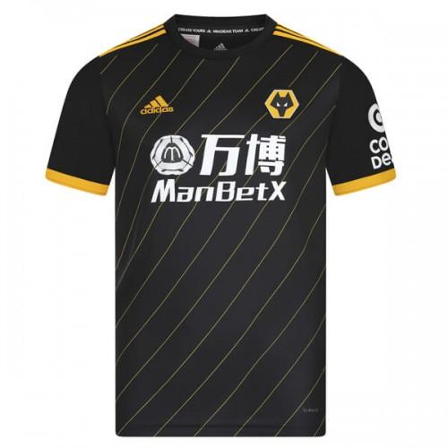 Wolverhampton Wanderers Away Football Shirt 19 20
