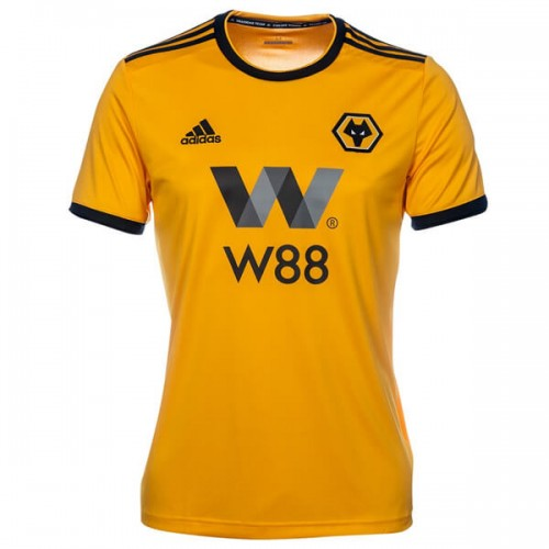 Wolverhampton Wanderers Home Football Shirt 18 19