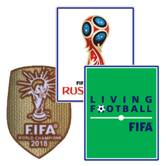 World Cup Winners 2018 + World Cup Patch
