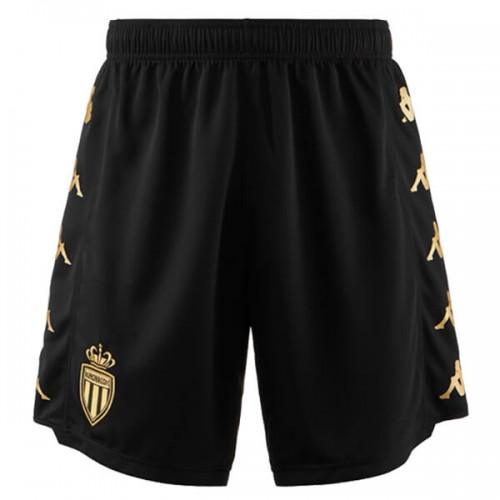 AS Monaco Away Football Shorts 19 20