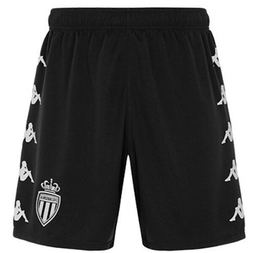 AS Monaco Away Football Shorts 21 22