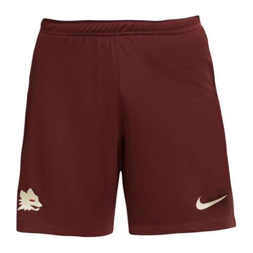 AS Roma Away Football Shorts 20 21