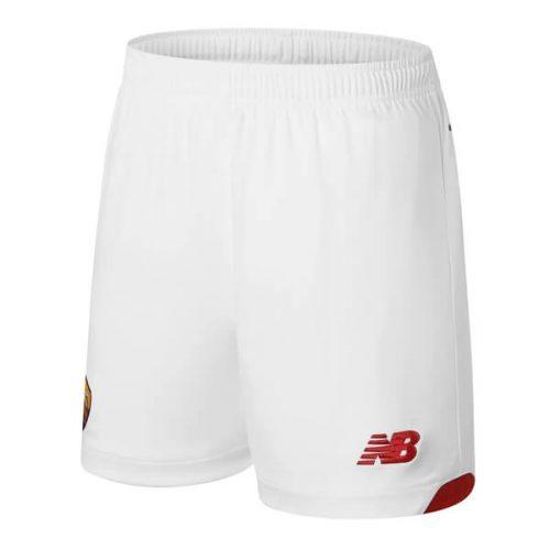 AS Roma Away Football Shorts 21 22