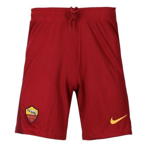 AS Roma Home Football Shorts 20 21