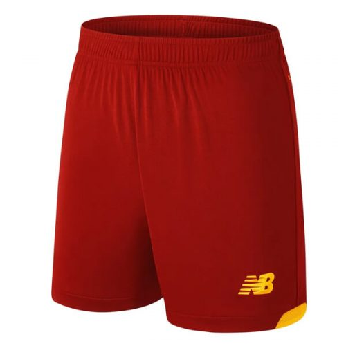 AS Roma Home Football Shorts 21 22